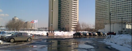 State University of Management is one of Москва.
