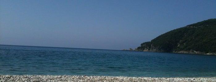 Lichnos Beach is one of Amazing Epirus.