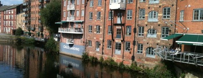 Calls Landing   Stew & Oyster is one of Leeds Top Bars & Pubs.