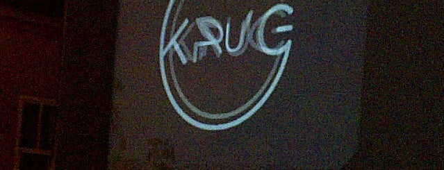 Krug is one of hangover.