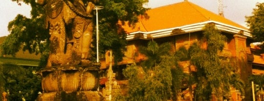 Patung Catur Muka is one of DENPASAR - BALI.