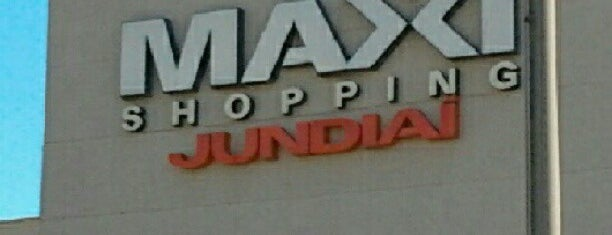 Maxi Shopping Jundiaí is one of Lu.