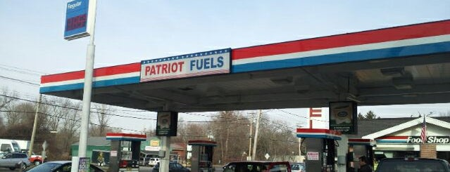 Patriot Fuels is one of Lindsayeさんのお気に入りスポット.