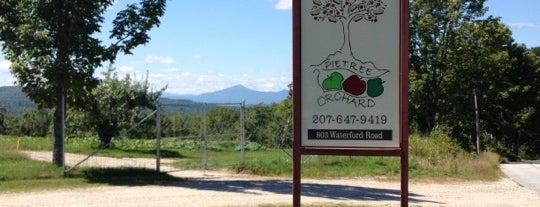 Pietree Orchard is one of Orte, die Matthew gefallen.