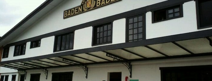 Cervejaria Baden Baden is one of Campos do Jordão.