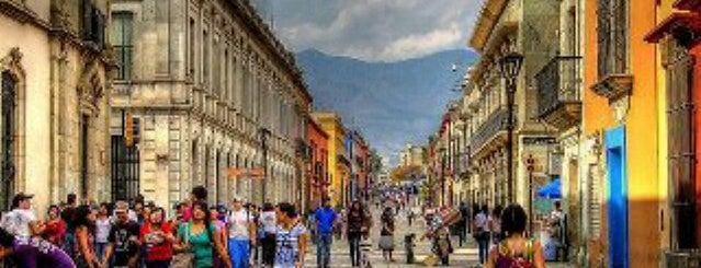 Calle Macedonio Alcalá is one of Oaxaca.