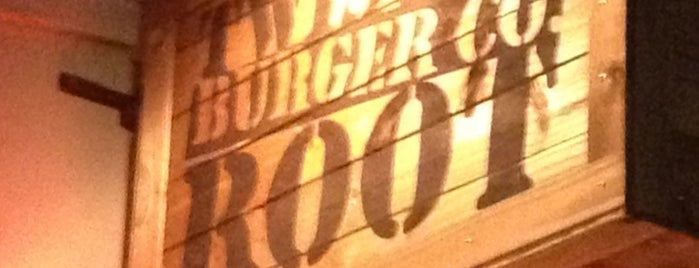 Twisted Root Burger Company is one of DFW.