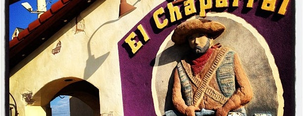 El Chaparral Mexican Restaurant is one of Lindaさんのお気に入りスポット.