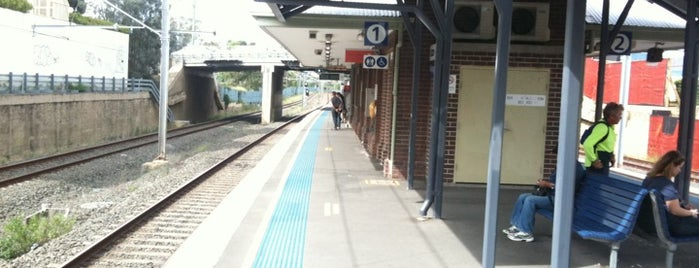 Kingsgrove Station is one of Sydney Train Stations Watchlist.