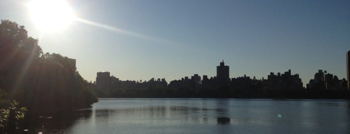 Jacqueline Kennedy Onassis Reservoir is one of 101 places to see in Manhattan before you die.