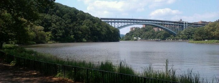 Inwood Hill Park Peninsula is one of Inwood.