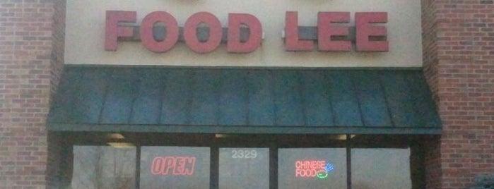 Food Lee is one of Lieux qui ont plu à Judah.