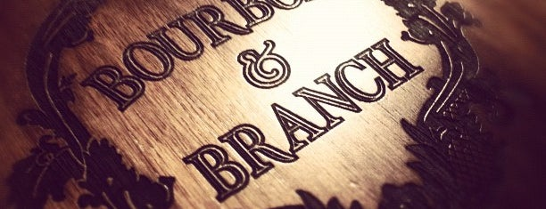 Bourbon & Branch is one of E poi un giorno un napoletano finì nella Valley....