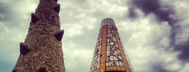 グエル邸 is one of Museus i monuments de Barcelona (gratis, o quasi).