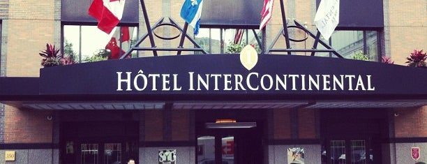 InterContinental Montreal is one of Montreal Hotels.