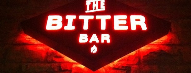 The Bitter Bar is one of Tempat yang Disukai Swen.