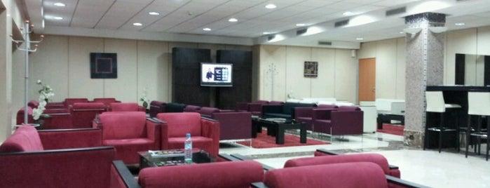 Club VIP · Aéroport de Marrakech Ménara | مطار مراكش المنارة (RAK) is one of Airport Lounges.