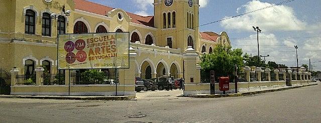 (ESAY) Escuela Superior De Artes de Yucatán is one of Lugares favoritos de Manuel.