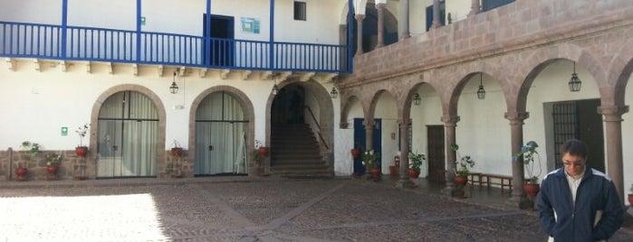Museo Histórico Regional del Cusco is one of Perú 02.