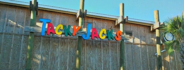 Tacky Jack's Gulf Shores is one of สถานที่ที่ Susan ถูกใจ.