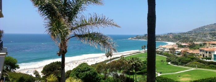 The Ritz-Carlton Laguna Niguel is one of California.