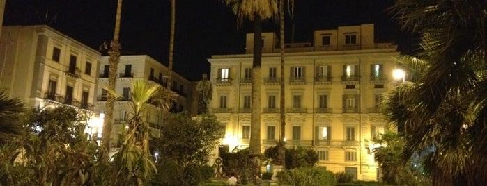 Piazza Ignazio Florio is one of Palermo.