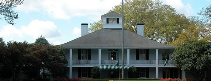 Augusta National Golf Club is one of The Legacy of Bobby Jones.