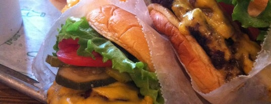Shake Shack is one of Great Eats.