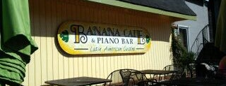 Banana Cafe and Piano Bar is one of Nitelife.