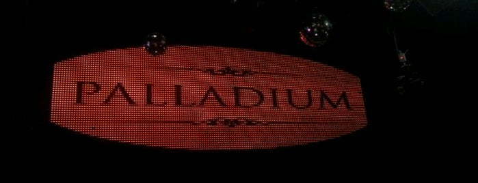 Palladium is one of Philippines April 2012.