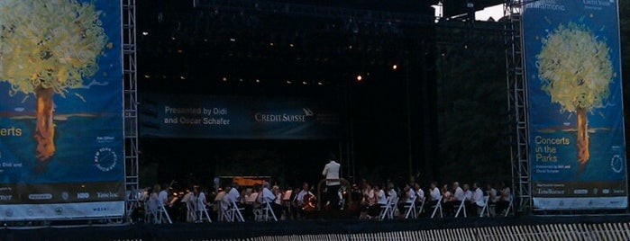 New York Philharmonic - Concerts in the Parks is one of Locais curtidos por Russ.