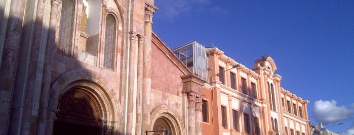 Plaza San Blas is one of สถานที่ที่บันทึกไว้ของ Oscar.