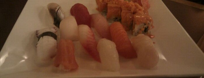 Makimoto Sushi Bar & Asian Kitchen is one of Asian.