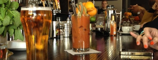 Hog & Rocks is one of Top 100 Bay Area Bars (According to the SF Chron).