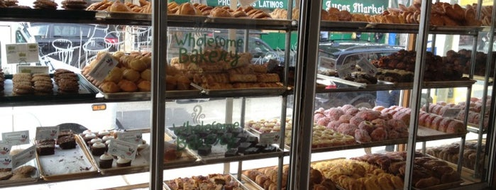 La Victoria Mexican Bakery & Cafe is one of SF Bakeries.