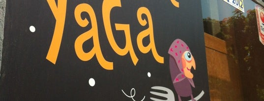 Baba Yaga is one of Resto&Bar Lille.