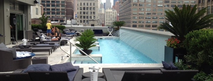 Bar d'Eau is one of NYC 2.