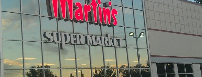 Martin's Super Market is one of Lieux qui ont plu à Will.