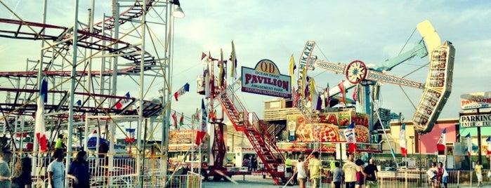 Ocean Drive Pavilion Amusement Park is one of Myrtle Beach.