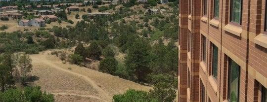 Marriott Colorado Springs is one of Colorado Springs.