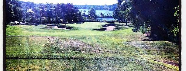 Fresh Pond Golf Course is one of Orte, die Nick gefallen.