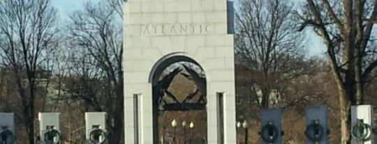 World War II Memorial is one of Must See DC!.