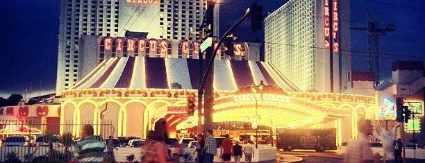 Circus Circus Hotel & Casino is one of Las Vegas.