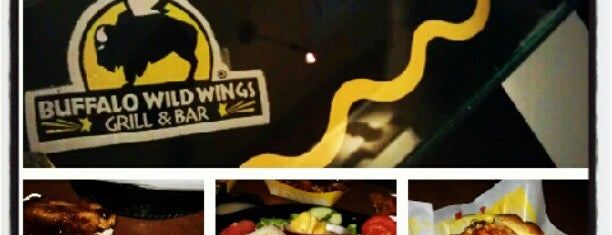 Buffalo Wild Wings is one of Los Angeles.