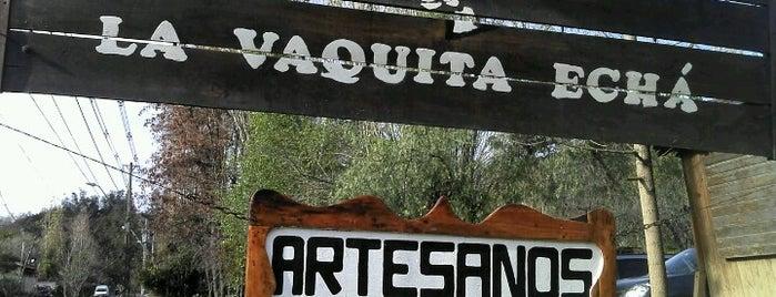 La Vaquita Echá is one of Chile.
