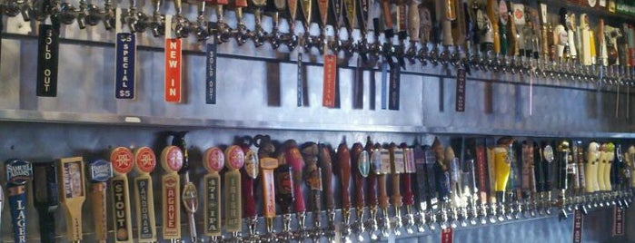 El Bait Shop is one of America's 100 Best Beer Bars - Draft Magazine 2014.