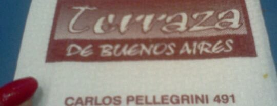 Terraza de Buenos Aires is one of Pizza!.