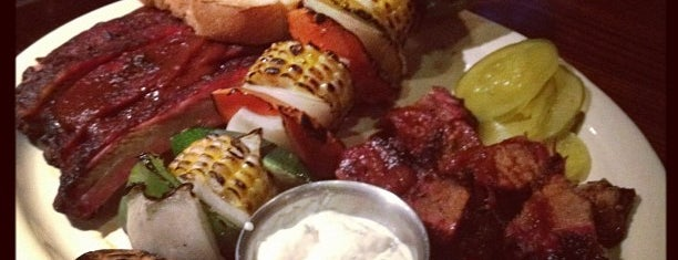 Fiorella's Jack Stack Barbecue is one of 2015 Restaurant Week.