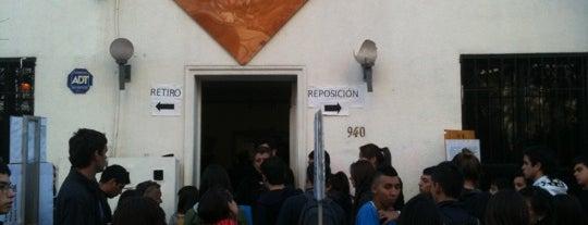 Junaeb is one of Providencia.