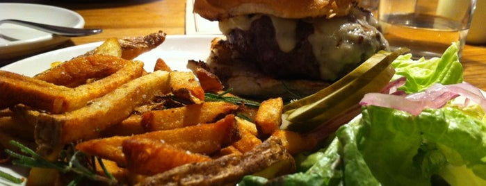 Back Forty West is one of Burgers of New York.